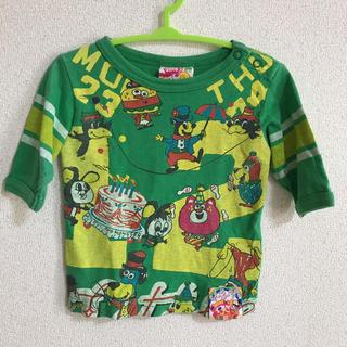 ジャム(JAM)のJAM Tシャツ ヴィンテージ  グリーン 80 サーカス クマテンチョー(Tシャツ)