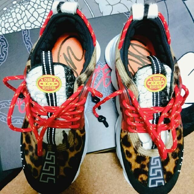 VERSACE(ヴェルサーチ)のVERSACE スニーカー 43 メンズの靴/シューズ(スニーカー)の商品写真