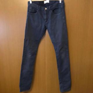 ナノユニバース(nano・universe)のナノユニバース スリム パンツ 1サイズ  紺(デニム/ジーンズ)