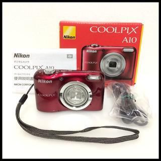 Nikon - NIKON COOLPIX A10