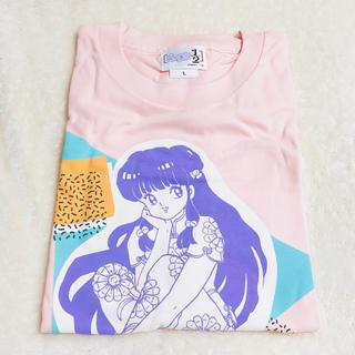 バブルス(Bubbles)の2017年 らんま1/2 30周年記念発売 シャンプー Tシャツ L(Tシャツ/カットソー(半袖/袖なし))