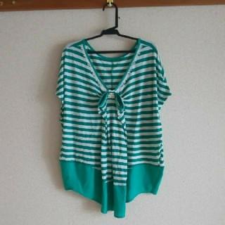 アクシーズファム(axes femme)のaxesfemme半袖カットソー Tシャツ(カットソー(半袖/袖なし))