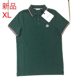 MONCLER - 新品◇モンクレール ポロシャツ XLサイズ