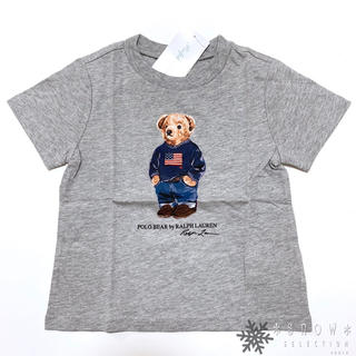 Ralph Lauren - 新品 ラルフローレン 24M/90 ポロベアコットンTシャツ