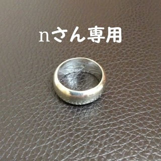 シルバーリング(リング(指輪))