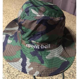 mont bell - mont bellモンベルハット帽子