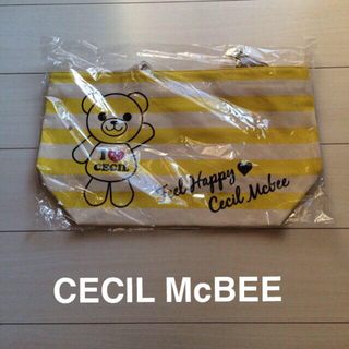 セシルマクビー(CECIL McBEE)の◎新品◎セシルマクビー ボーダートート(トートバッグ)