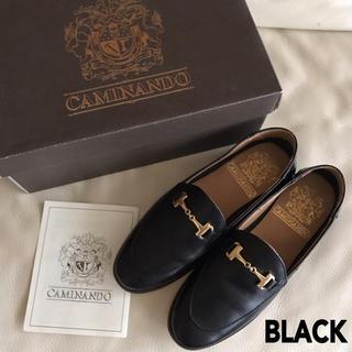 ドゥーズィエムクラス(DEUXIEME CLASSE)のドゥーズィエムクラス CAMINANDO BIT SLIP ON(ローファー/革靴)