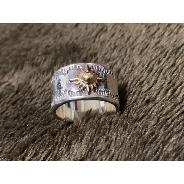 ARIZONA FREEDOM(アリゾナフリーダム)のアリゾナフリーダム シルバーリング 指輪 シルバーアクセサリー メンズのアクセサリー(リング(指輪))の商品写真