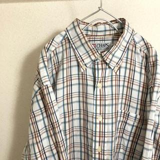 チャップス(CHAPS)のチャプス ラルフローレン チェックシャツ(シャツ)