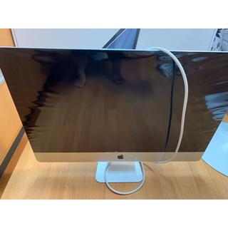マック(Mac (Apple))のiMac. 27インチ late 2013. 1TB(デスクトップ型PC)