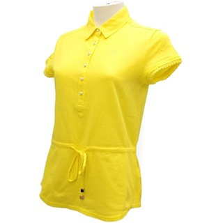 キャロウェイ(Callaway)のM新品キャロウェイゴルフ Callaway セオアルファピケ共衿半袖ポロシャツ(ポロシャツ)