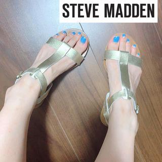 スティーブマデン(Steve Madden)のSteve Madden ベルトサンダル (サンダル)
