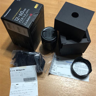 LEICA - LEICA DG 12-60mm F2.8-4.0  Panasonic