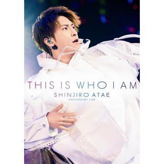 トリプルエー(AAA)の與真司郎 Anniversary Live 「THIS IS WHO I AM」(国内アーティスト)