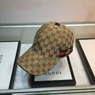 Gucci - 大人気のGUCCI グッチ キャップ