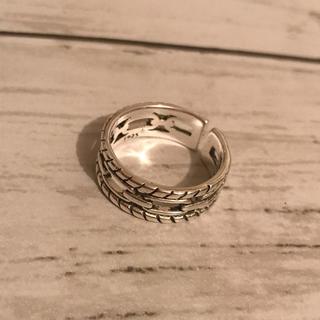 トゥデイフル(TODAYFUL)の新品◇silver 925 シルバーリング(リング(指輪))