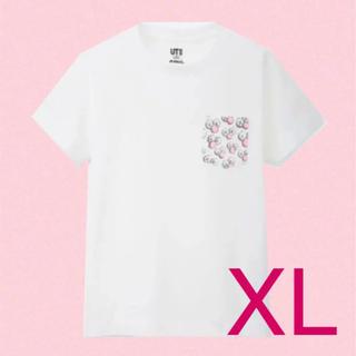 UNIQLO - ユニクロ カウズ Tシャツ