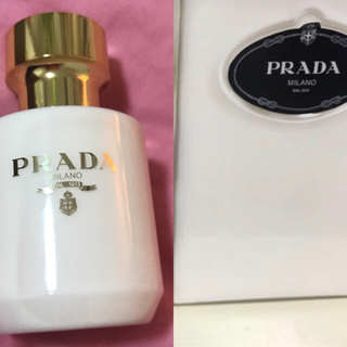 PRADA - プラダ ボディローションラファム100mチュベローズセット
