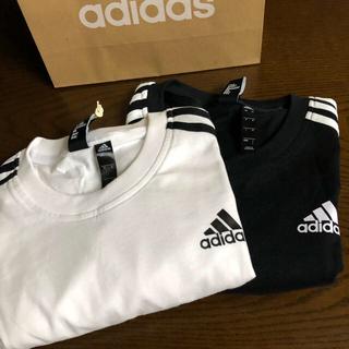 adidas - 新品タグ付き アディダス Tシャツ ホワイト