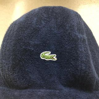 ラコステ(LACOSTE)のラコステ LACOSTE リバーシブル 帽子(ハット)