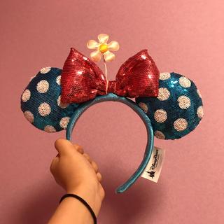 Disney - 海外限定 ミニー カチューシャ