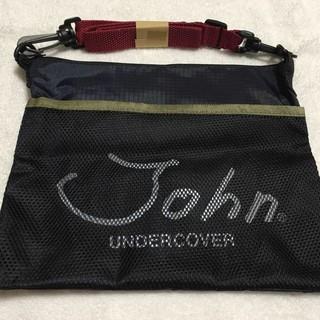 UNDERCOVER - John UNDERCOVER ジョン アンダーカバー サコッシュ バッグ 新品