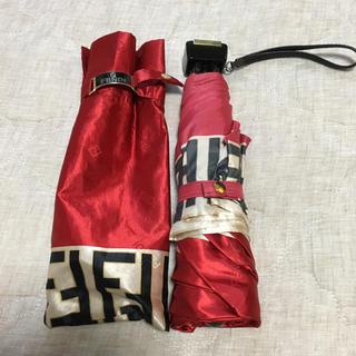 フェンディ(FENDI)のFENDI折りたたみ傘(傘)