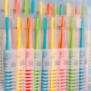 SALE‼️#ciベーシック先細20本☆歯科医院専売☆歯ブラシ(歯ブラシ/デンタルフロス)