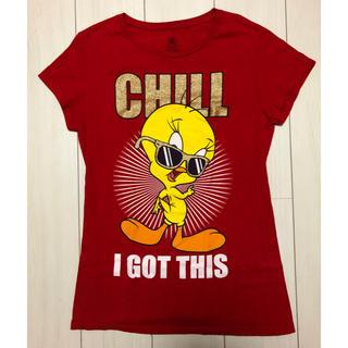 【レア】Looney tunes トゥイーティー Tシャツ(Tシャツ(半袖/袖なし))