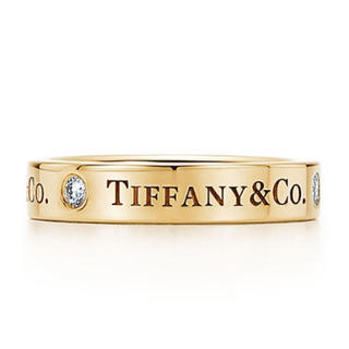 Tiffany & Co. - ティファニー バンド リング
