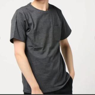 nano・universe - ナノユニバース Anti Soaked クルーネックTシャツ