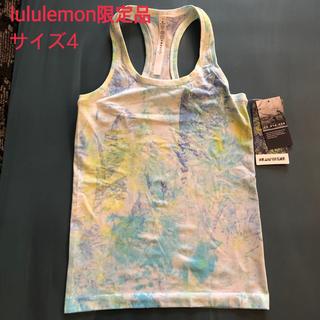 lululemon - 限定タンク
