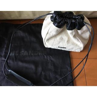Jil Sander - Jil Sander  Drawstring Crossbody Bag