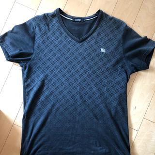 バーバリーブラックレーベル(BURBERRY BLACK LABEL)のバーバリーブラックレーベル mサイズ(Tシャツ/カットソー(半袖/袖なし))