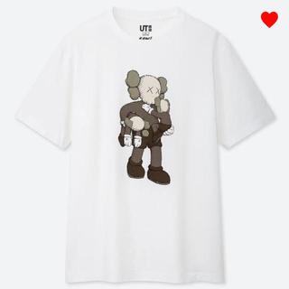 UNIQLO - 【XL】UNIQLO×KAWS カウズサマー ユニクロ カウズtシャツ