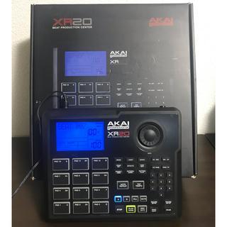 Roland - AKAI アカイ XR20 リズムマシン 動作確認済 美品 MPC サンプラー