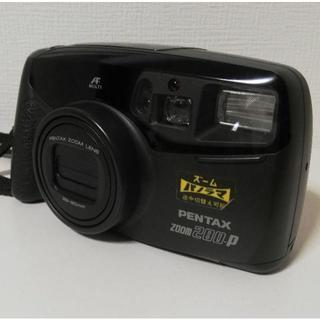 ペンタックス(PENTAX)の【ジャンク】PENTAX フィルムカメラ ZOOM 280-P(フィルムカメラ)