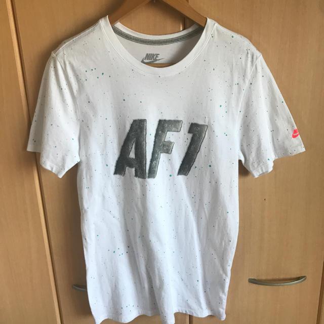 NIKE(ナイキ)のNIKE AIRFORCE1 Tシャツ エアフォース1 レディースのトップス(Tシャツ(半袖/袖なし))の商品写真