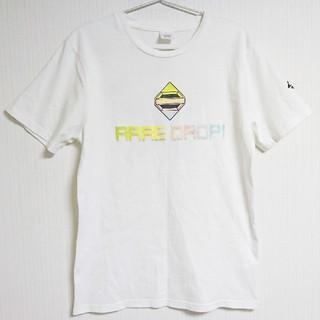 セガ(SEGA)のPSO2 しまむら Tシャツ 男女兼用 レアドロップ レアドロ 白 ホワイト(キャラクターグッズ)