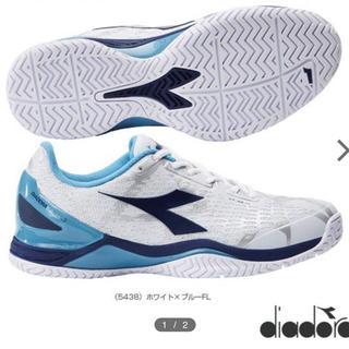 DIADORA - ディアドラ テニスシューズ SPEED BLUSHIELD 2 AG/スピード