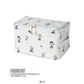 ジェラートピケ(gelato pique)のジェラートピケ ♡ スヌーピー【PEANUTS】オムツ収納(ベビーおむつバッグ)