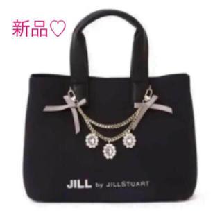 JILL by JILLSTUART - 大人気♡完売商品♡ジルバイジルスチュアート♡ジュエルリボントート