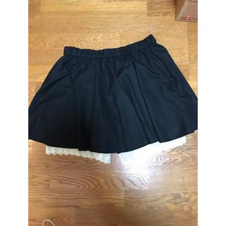 しまむら - 大きいサイズ キュロットスカート