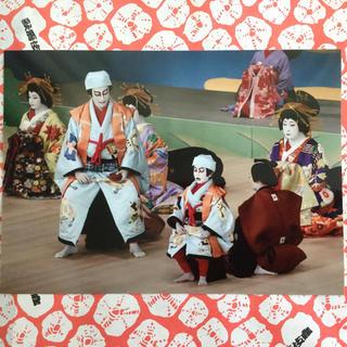 市川海老蔵 かん玄君 歌舞伎座 七月大歌舞伎 公式大判お写真 素晴らしい(伝統芸能)