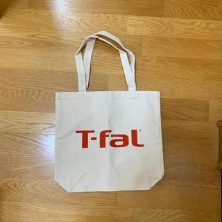 ティファール(T-fal)のT-fal ノベルティトートバッグ(エコバッグ)