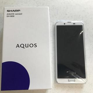 アクオス(AQUOS)のAQUOS アクオス season2 SHARP SH-M08 SIMフリー(スマートフォン本体)