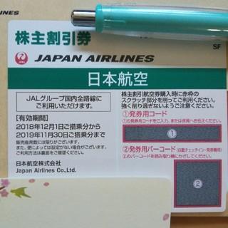 JAL(日本航空) - JAL割引券