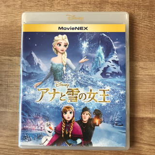 Disney - アナと雪の女王Blu-rayとDVD