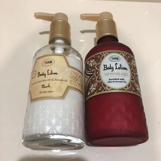 サボン(SABON)のSABON♡ボディクリーム(ボディローション/ミルク)